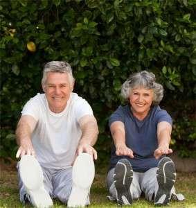 Движения при лечении остеопороза