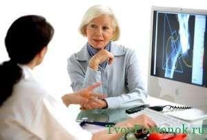 необходима своевременная диагностика заболевания