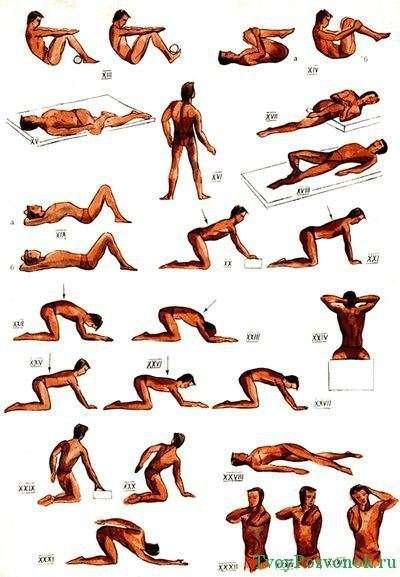 Шейный остеохондроз – симптомы, лечение, упражнения ...