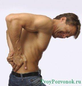 Острые боли в спине при протрузии