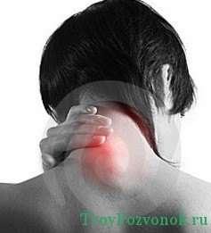боли в шее при остеохонрозе