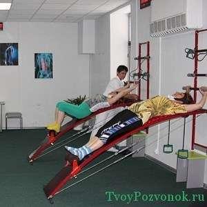 Лечение грудного сколиоза лечебной физкультурой