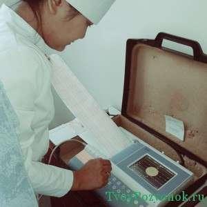 ЭКГ или электрокардиография - необходимая диагностика при болях в груди