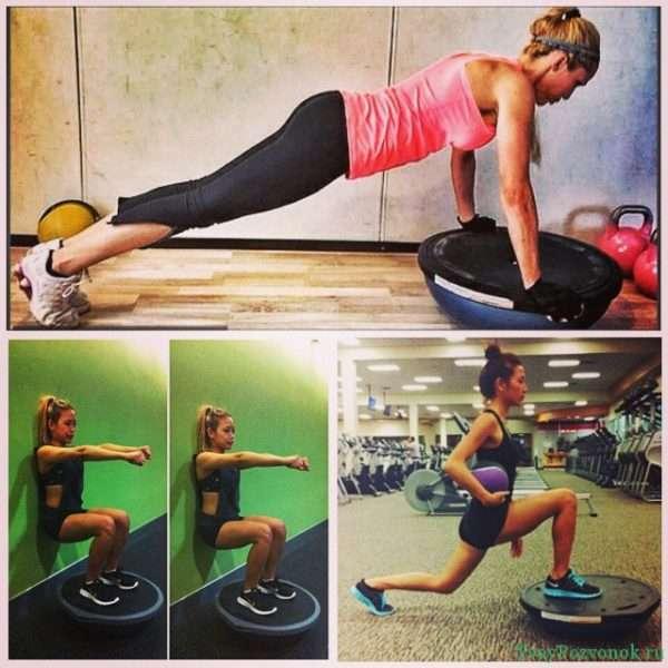 Комплекс упражнений при остеохондрозе для занятий в зале