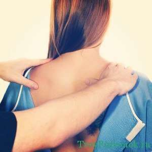 Біль в грудному відділі хребта