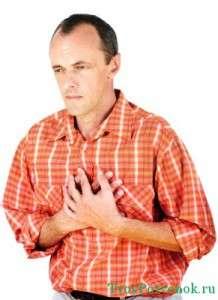 Боли в грудине при остеохондрозе - как определить их источник?