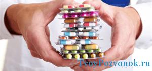 Лекарства при лечении радикулита и остехондороза