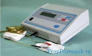 Аппарат для проведения процедуры амплипульстерапии