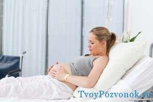 Основная теория что у младенцев при родах поврежден позвонок