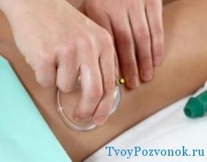 Баночный массаж - чем полезна данная процедура?