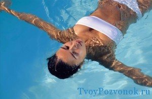 бассейн для спины