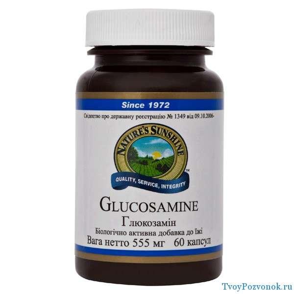 Глюкозамин сульфат инструкция