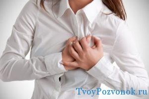 Инфаркт - как одна из причин