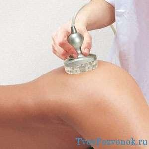 Массаж - один из методов терапии