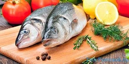 Рыба - важный продукт питания