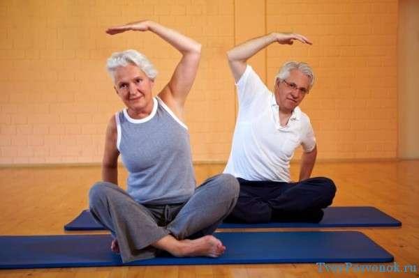 гимнастика лечебная