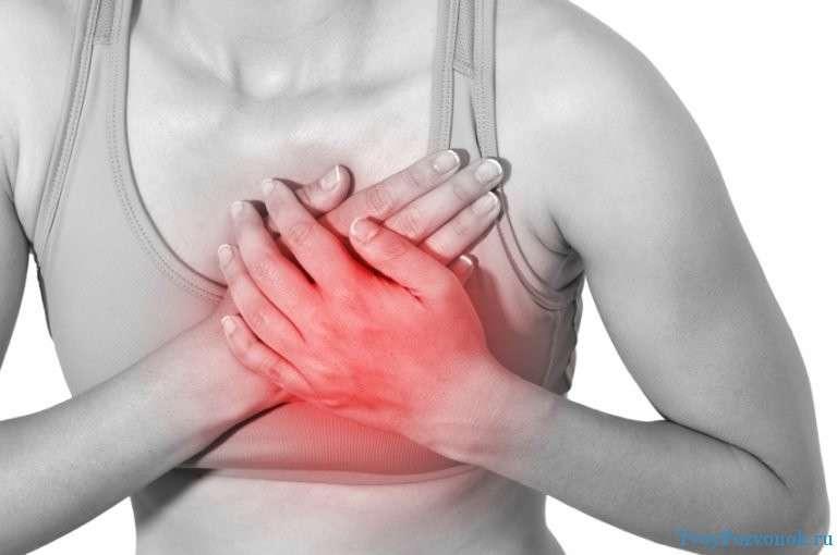 кардиалгия