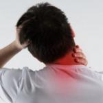 Миогелоз шеи - боль при поворотах и вращениях головы