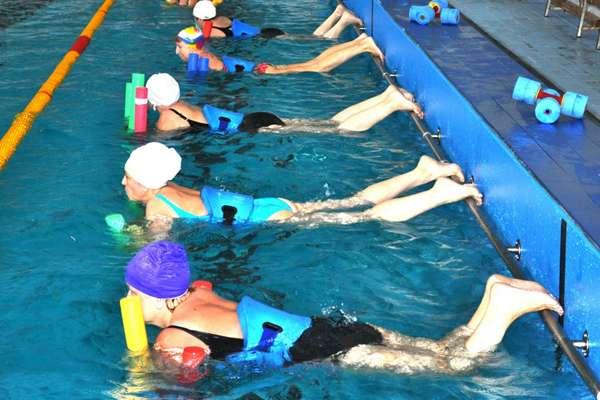 Лечение плаванием