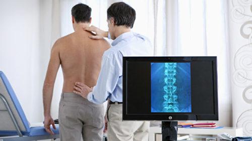 Осмотр ортопеда