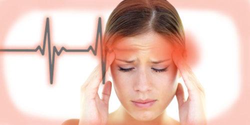 Симптомы остеохондроза и гипертонии