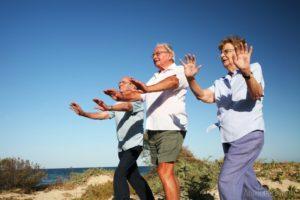 Гимнастика Норбекова для пожилых