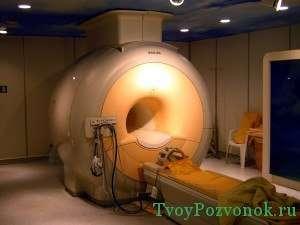 Оборудование магнитно резонансной томографии