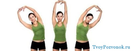 Упражнения которые можно сделать самостоятельно