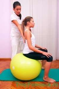 Лечебная физкультура или ЛФК при заболеваниях позвоночника
