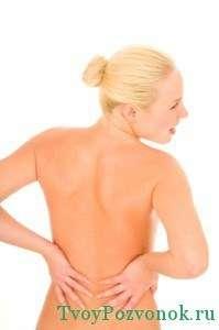 острые боли при спондилезе