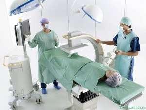 C-образный рентген аппарат