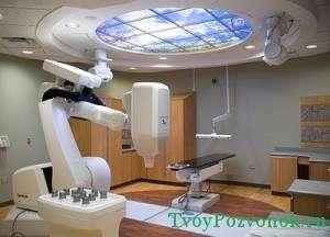 Клиника и оборудование в Мичигане