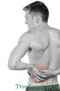 Долгая ноющая боль в спине