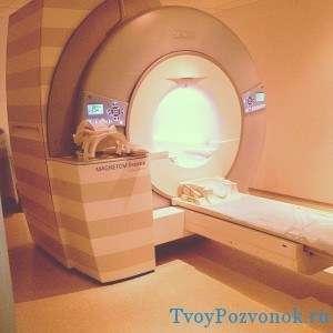 Оборудование для проведения МРТ