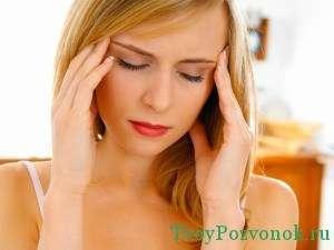 Головные боли при остеохондрозе шейного позвонка