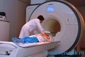 МРТ - наилучший метод диагностики потологий