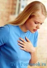 Боли в грудной клетке: с чем связано и как диагностировать