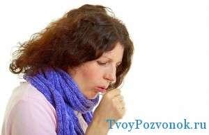 От чего возникает сильная боль между лопаток при кашле