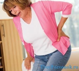 Сопутствующий болевой синдром