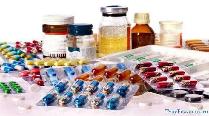 Какие медикаментозные методы лечения используются
