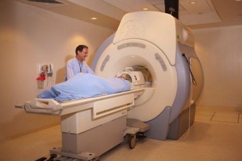 Диагностирование методом МРТ
