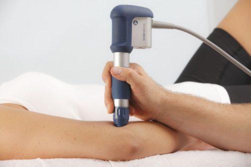 УВТ-терапия на локтевой сустав