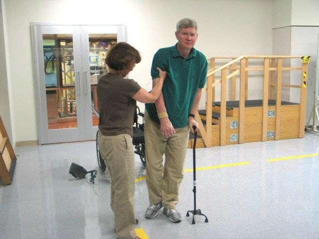 реабилитация после спинального инсульта