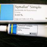 Мазь синалар - упаковка и туба