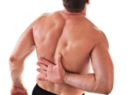 Боли в спине при миозите