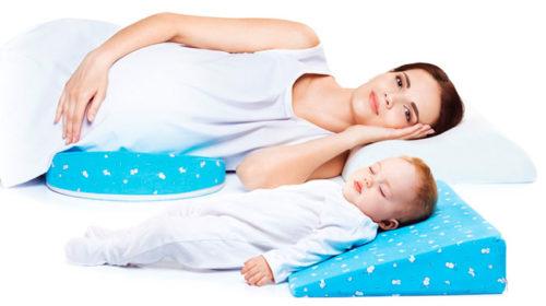 Подушки детские и для беременных