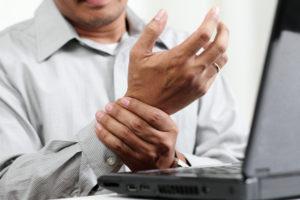 Нагрузка на пальцы