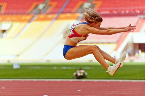 Спортивные прыжки